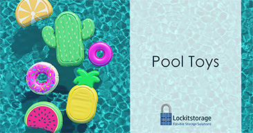 small - Pool Toys