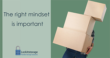 small - The right mindset is important